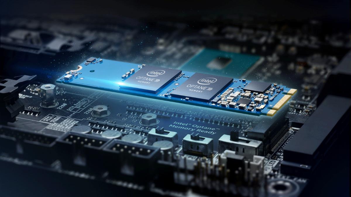 Intel SSD Optane