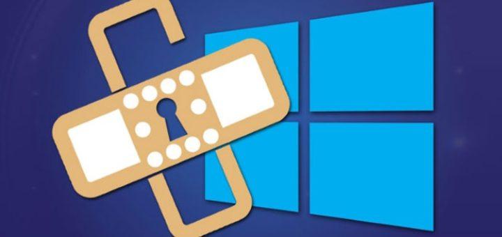 windows seguridad parche